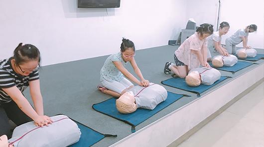 심폐소생술훈련